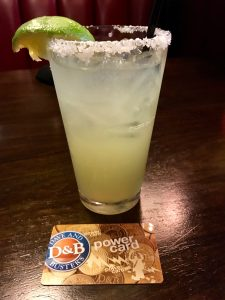 Perfect Margarita, Dave and Buster's, St. Louis, MO