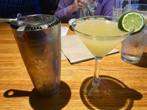 Applebee's Perfect Margarita, Applebee's – Glen Carbon, IL