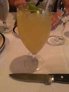 Margarita, Porter's Steakhouse – Collinsville, IL