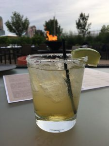 Ginger Margarita, Cielo Restaurant & Bar – St. Louis, MO