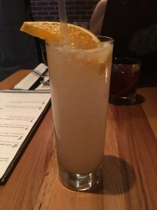Traditional Margarita, The Libertine – Clayton, MO